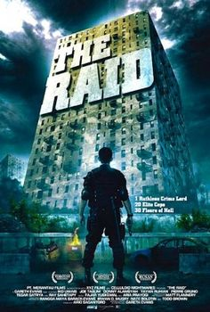 One of the greatest martial arts movies I have ever seen! The Raid: Redemption (Sony Pictures Classics)
