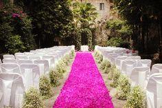 Bugambilias: Flores mexicanas para boda #bodas #ElBlogdeMaríaJosé #Floreboda #Ramonovia #Centrosmesaboda #Decoraciónboda