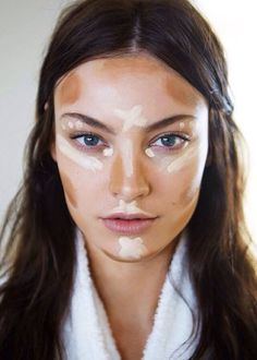 How to contour the correct way! If only I had time to do this everyday!