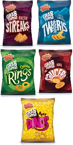 Andy Smith Illustrator Blog: I also do crisps