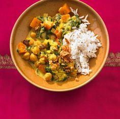 Kichererbsen-Curry Rezept - [ESSEN UND TRINKEN]