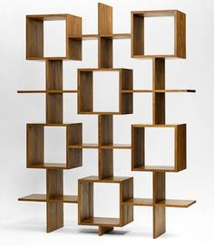 Modern Designer Furniture Blog: Enam Shelf by Yves Raschle and Thomas Wüthrich for INCHfurniture