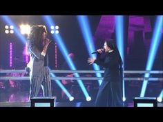 The Voice Italy | Serie 2 | Battle 1 | Sister Cristina Scuccia Vs Luna Palumbo 'Girls Just Want to have Fun'