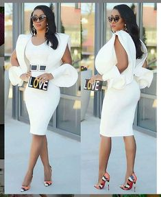 Learn About These Amazing modern african fashion 7340 Elegant Dresses, Sexy Dresses, Cute Dresses, Beautiful Dresses, Glamorous Outfits, Classy Outfits, African Wear, African Dress, African Fashion Dresses