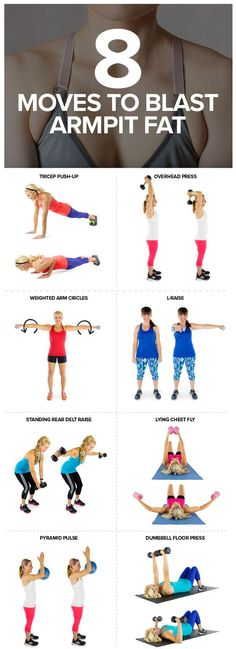 armpit fat | Posted By: CustomWeightLossProgram.com