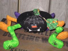 Reserved Listing for Baileyjan28 Primitive Hand crafted Halloween Daddy Longlegs Spider Ornie Tuck Shelf Sitter by GooseNBerryCorners on Etsy https://www.etsy.com/listing/100732493/reserved-listing-for-baileyjan28