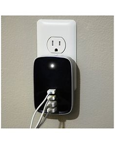 Four Port USB Travel Charger