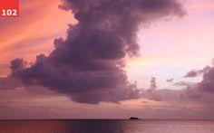 Caribbean Sunset by Elizabeth deWolfe