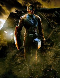 Captain america, avengers: end game marvel yenilmezler, kaptan e duvar kağı Marvel Fanart, Marvel Films, Marvel Characters, Marvel Cinematic, Marvel Captain America, Marvel Vs, Marvel Dc Comics, Marvel Heroes, Steve Rogers