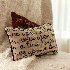 Disney Parks Pillow - Once Upon a Time | Home & Decor | Disney Store