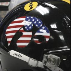 Iowa Hawkeye Football - For Patrick!  We love you and will miss you always!!