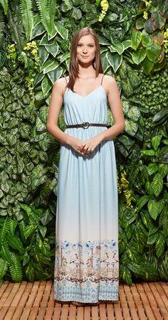 Só na Antix Store você encontra Vestido Longo Deusa Grega com exclusividade na internet