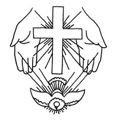 Catholic First munion Coloring Pages in addition Sacrament Of Baptism .