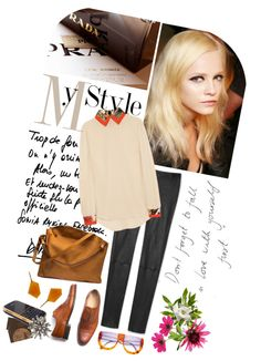 """""""My style"""" by sixng ❤ liked on Polyvore"""