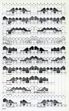 LOVE YOU SO MAT: arquigraph:   Piet Blom. GA Houses. 31977: 43-49...