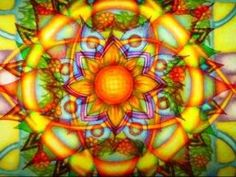 Sun Kaleidoscope