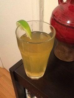 Lemonade, black cherry McKenzie hard cider, soda water, bourbon @mckenzieshardcider @Flyer Beverage