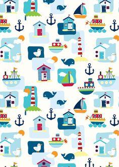 Nautical Print 1