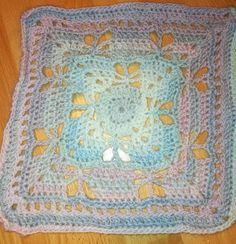 Crafty Corner - Granny Squares    www.goddess-within.me