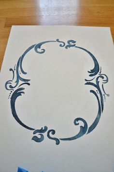 cameo silhouette frame - Google Search