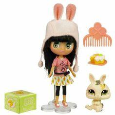Littlest Pet Shop Pet Sitters - Bunny