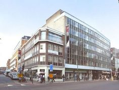 Whitechapel Road: This building is located right in the middle of Whitechapel Road, with a range of office spaces on offer. #monopoly #whitechapel