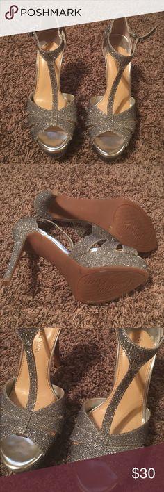 Gianni Bini Heels NWOT Gianni Bini heels. Size 8.5. New without tag! Gianni Bini Shoes Heels
