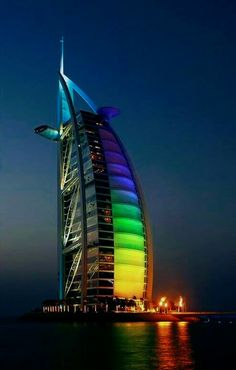 Burj Al Arab, Dubai City, Exterior Design, Opera House, House Design, Architecture, Building, Travel, I Like You