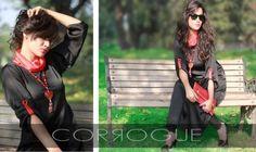 Corrogue Winter Dresses 2012-2013 For Women