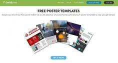 cara membuat poster yang menarik dan aplikasi pembuat poster generator - Lucidpress Free Online Poster Maker