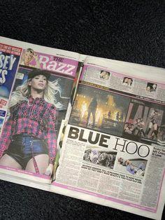 Beyoncé  Review In Glasgow Paper 21.2.2014
