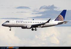 United Express Embraer E175LR