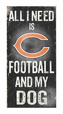 Chicago Bears Wood Sign - Football and Dog Bear Signs, Dog Signs, Bears Football, Football Cards, Sports Signs, Retro 11, Retro Logos, Chicago Bears, Wooden Signs