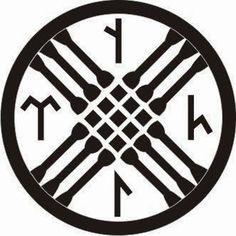 Blackfoot indian warrior symbol aztec symbols for power for Turkish mafia tattoos