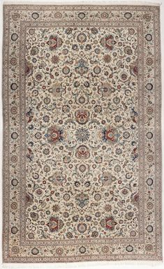 All over floral design. This rug does not weigh 70 Lbs as indicated below. Carpets, Rugs On Carpet, Interior Rugs, Oriental Rugs, Traditional Rugs, Earth Tones, Persian Rug, Hand Knotted Rugs, Rugs Online