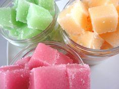 Sugar Scrub Cube Soap
