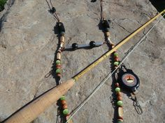 If you like to Fly Fish you need one of these Lanyards that are hand crafted by Western Visions Fly Fishing Lanyards. Made in the USA