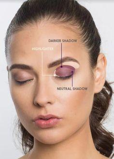 Makeup Charts For Beginners #HowToApplyEyeliner Eye Makeup Art, Beauty Makeup Tips, Makeup Tricks, Makeup Tutorials, Wolf Makeup, Maskcara Makeup, Beauty Hacks, Contouring Makeup, Makeup Tutorial Eyeliner