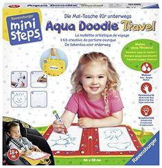 Die beste kleine Erfindung seit es Wasser und Stoff gibt. Stift mit Wasser füllen, zeichnen, zeichnen, zeichnen und überzeichnen. Dann einfach eben warten, bis alles wieder trocken ist und von Vorne anfangen. Viel Spaß!