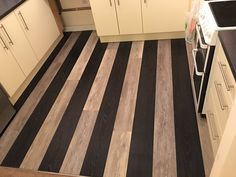 Camaro Boathouse Oak and Midnight Ash, First for Floors SW
