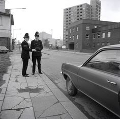 Greater Manchester Police took these series of images way back in 1976. They formed part of a recruitment drive and were to accompany a short film about the appeal of a career in policing. It may seem strange, especially in this age of very limited police recruitment, but getting people to join the service was difficult at this time. For many years the Force had a large recruitment department and spent much time and effort getting recruits to sign on the dotted line. www.gmpmuseum.co.uk