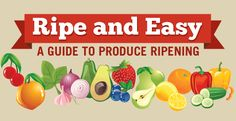 A Guide to Produce Ripening | Lunds and Byerly's Blog