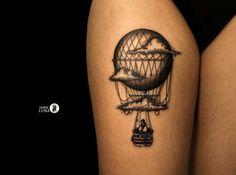 #татуировка Татуировки для путешественников.