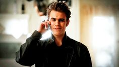 """""""You got a fetish for my love I push you out and you come right back … Vampire Diaries Stefan, Serie The Vampire Diaries, Paul Wesley Vampire Diaries, Vampire Diaries Wallpaper, Vampire Diaries The Originals, Stefan Salvatore, Stefan Tvd, Real Vampires, Vampier Diaries"""
