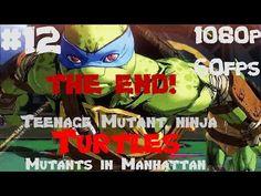 Teenage Mutant Ninja Turtles Mutants in Manhattan Walkthrough Gameplay Part 12 - Shredder Ending - YouTube