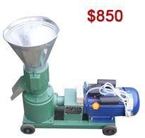 AZSPLM120 Personal Use Pellet Mill