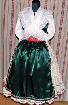 Rábaközi viselet Folk Costume, Costumes, Folk Dance, Art Decor, Victorian, Clothes, Dresses, Fashion, Hungary