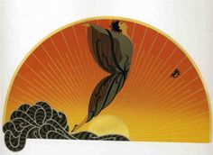 Sunrise - Erte