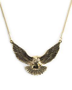 Free As A Bird Necklace - JewelMint