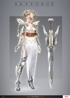 Media | Skyforge - Become А God in this AAA Fantasy Sci-fi MMORPG
